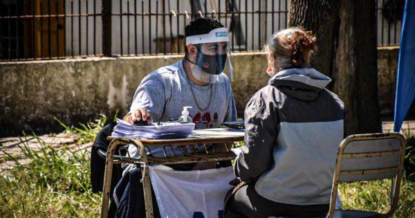 Anses continúa con los operativos móviles en los barrios de Mar del Plata