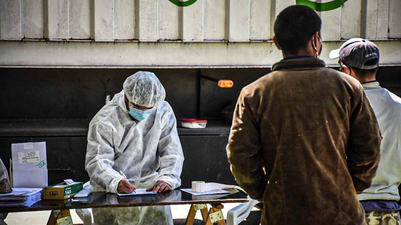 La Municipalidad buscará casos de coronavirus en el barrio Las Heras -  Noticias de Mar del Plata