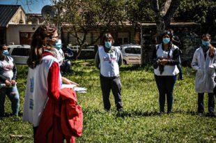 Coronavirus: los CBE se suman al operativo de vacunación en Mar del Plata