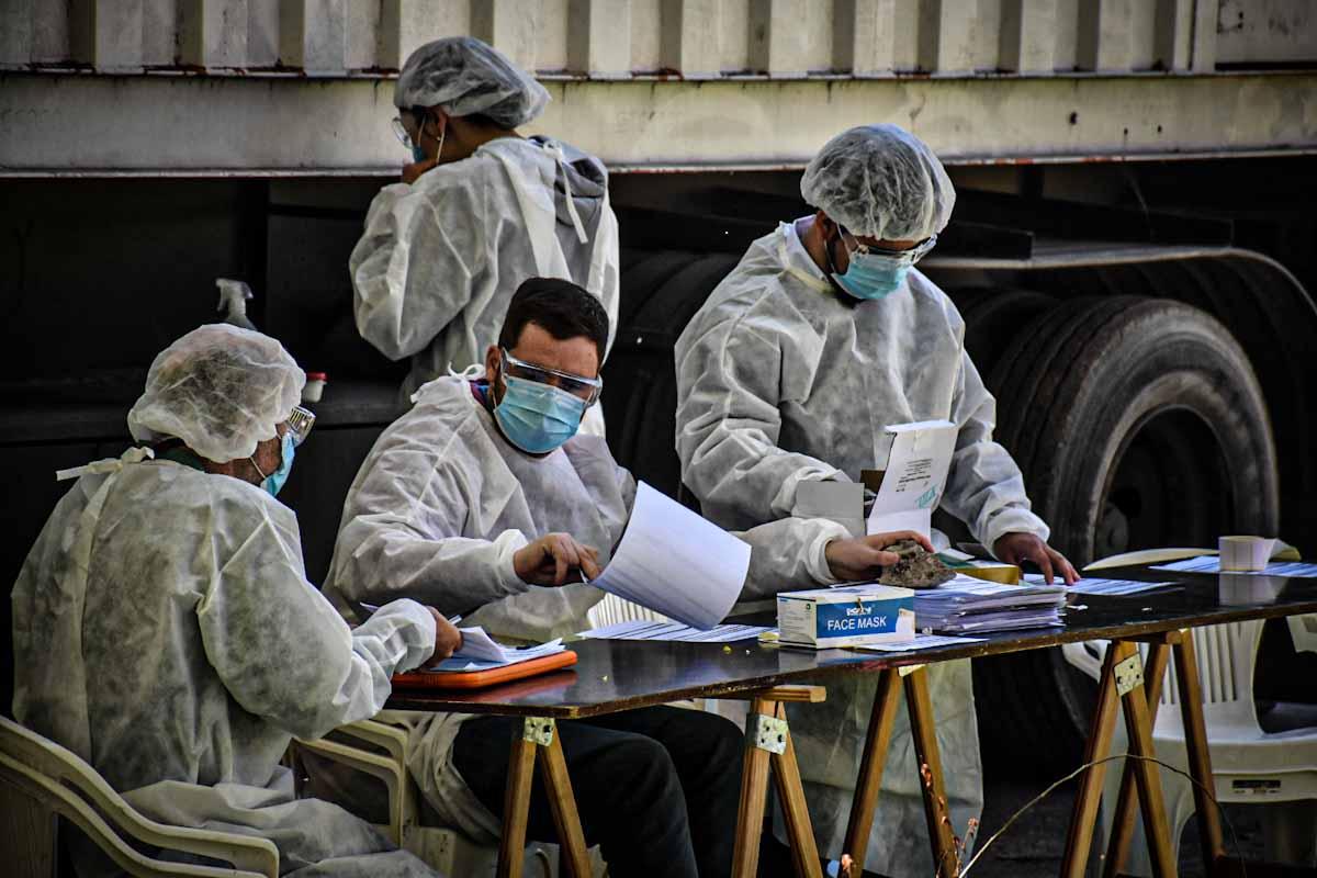 Detectar en Mar del Plata: el operativo en San Patricioarrojó 24 casos positivos