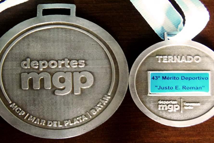 Se conocieron los ganadores de las medallas al mérito deportivo en su 43° edición