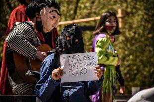 Sin respuestas, trabajadores de la cultura se manifestaron por la crítica situación