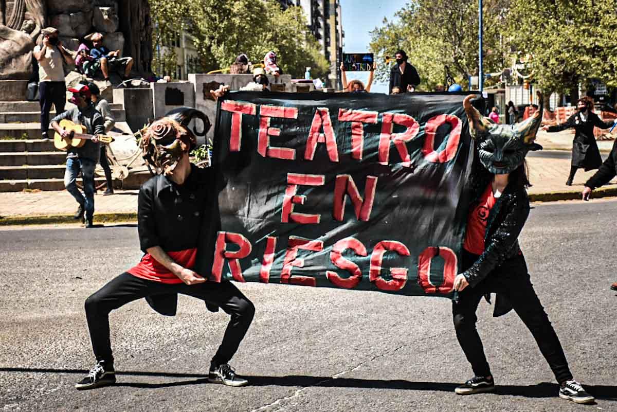 """Salas de teatro independiente: """"No están dadas las condiciones para abrir"""""""