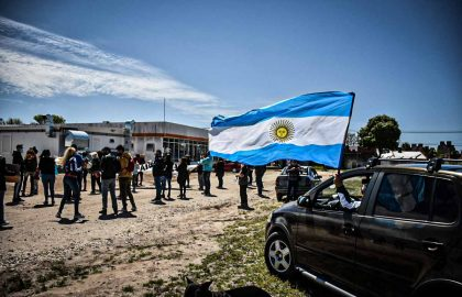PROTESTA RECLAMO ENFERMERIA HIGA MODULAR CORPNAVIRUS PERSONAL DE SALID -89