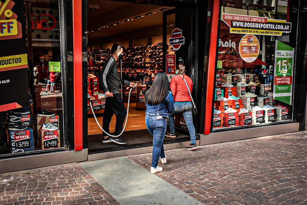 Comercios: las ventas por el Día de Reyes cayeron un 10%