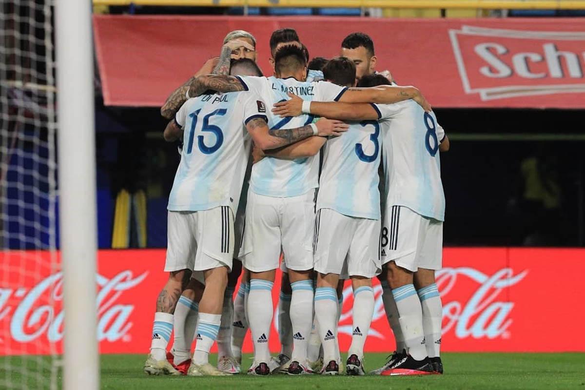 Eliminatorias: Argentina tiene programación para la próxima doble fecha