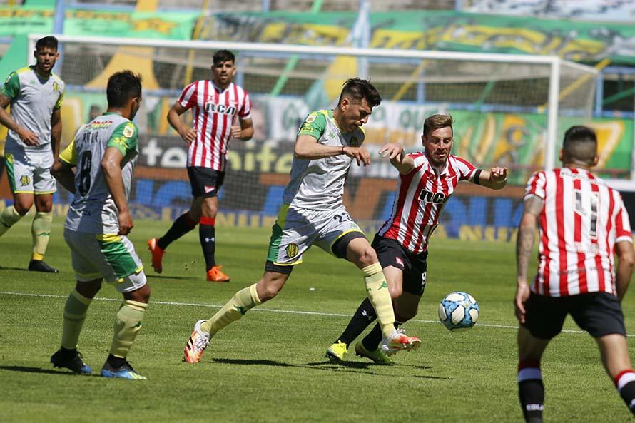 En la vuelta del fútbol, Aldosivi y Estudiantes no se sacaron ventajas