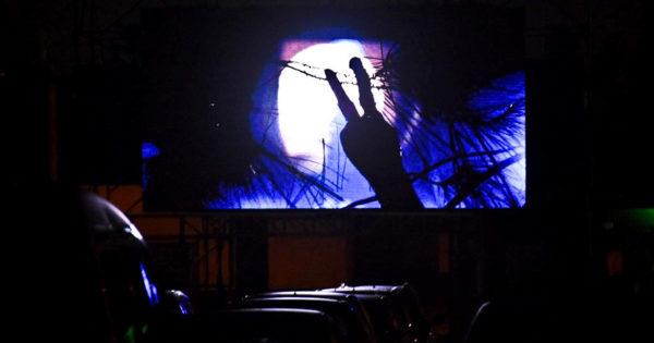 El autocine en Mar del Plata tuvo su debut: cómo fueron las primeras funciones