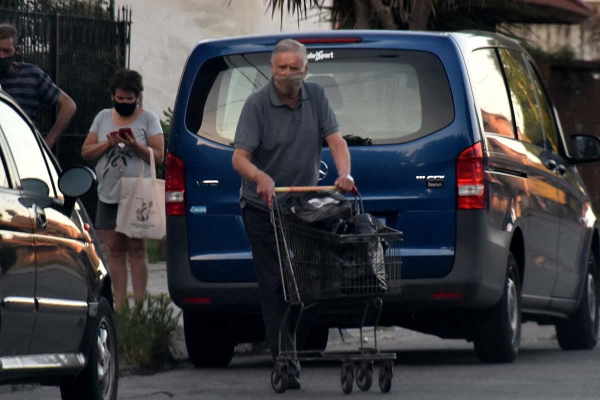 El represor que salió al supermercado y violó su arresto domiciliario en Mar del Plata