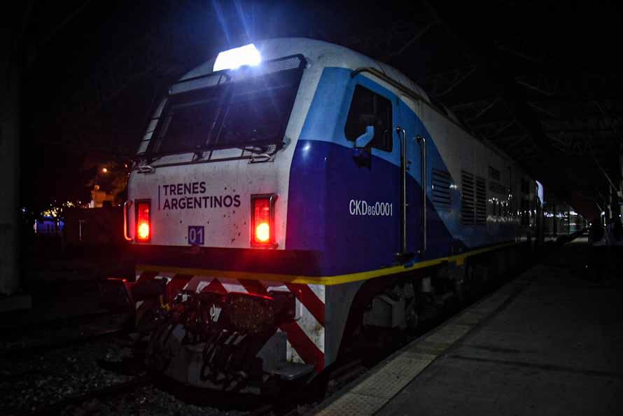 Tren a Mar del Plata: abren la venta de pasajes para marzo y abril