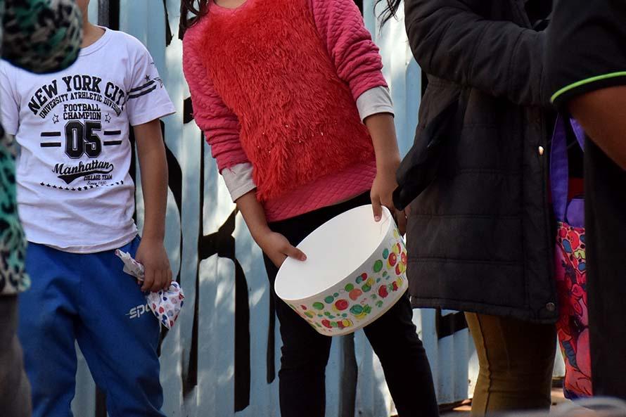 Más del 46% de los niños que concurren a comedores de Mar del Plata sufren malnutrición
