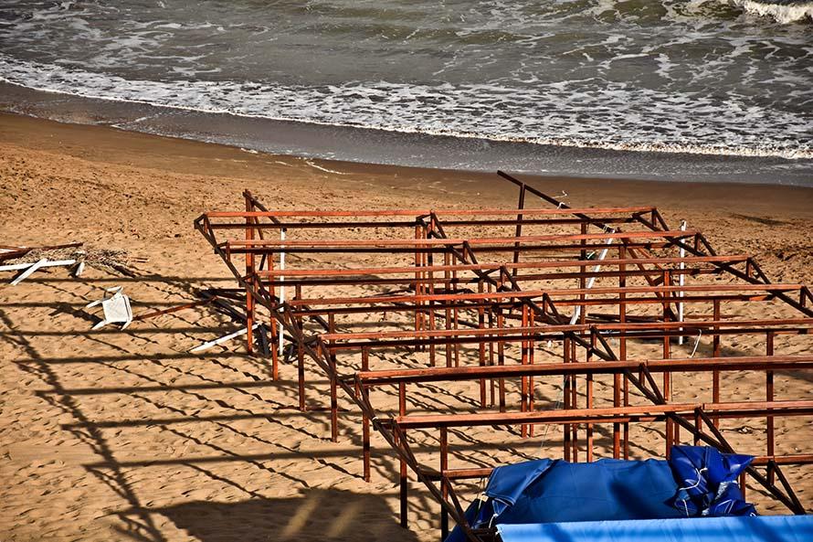 Playas: el Emtur, entre las concesiones, nuevos servicios y tres inspectores para controlar