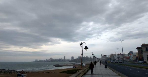Pronóstico: cómo estará el tiempo esta semana en Mar del Plata