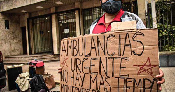 Chapadmalal: Bernabei se comprometió a instalar una ambulancia en la delegación