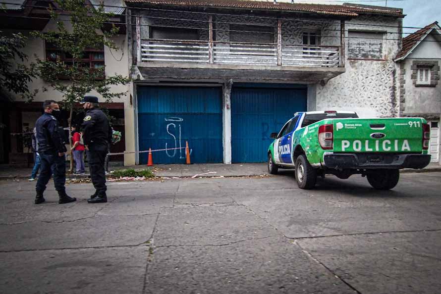 Homicidio en Nueva Pompeya: el detenido declaró que se defendió de un ataque