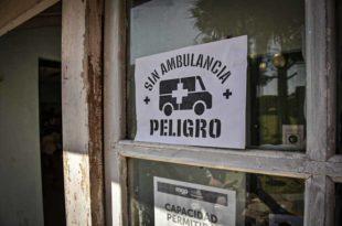 Chapadmalalsin ambulancia: la respuesta y las aclaraciones del gobierno nacional