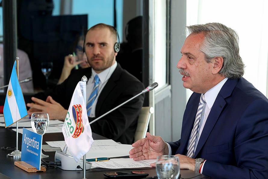 """Alberto Fernández en el G20: """"El mundo transita hacia niveles alarmantes de desigualdad"""""""