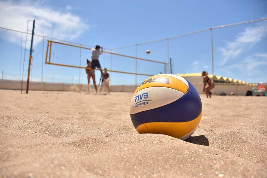 Beach Vóley: continúa su preparación en Mar del Plata para el objetivo olímpico