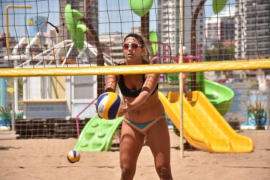 Beach Vóley: Cecilia Peralta disputará la Continental Cup, clasificatoria a Tokio