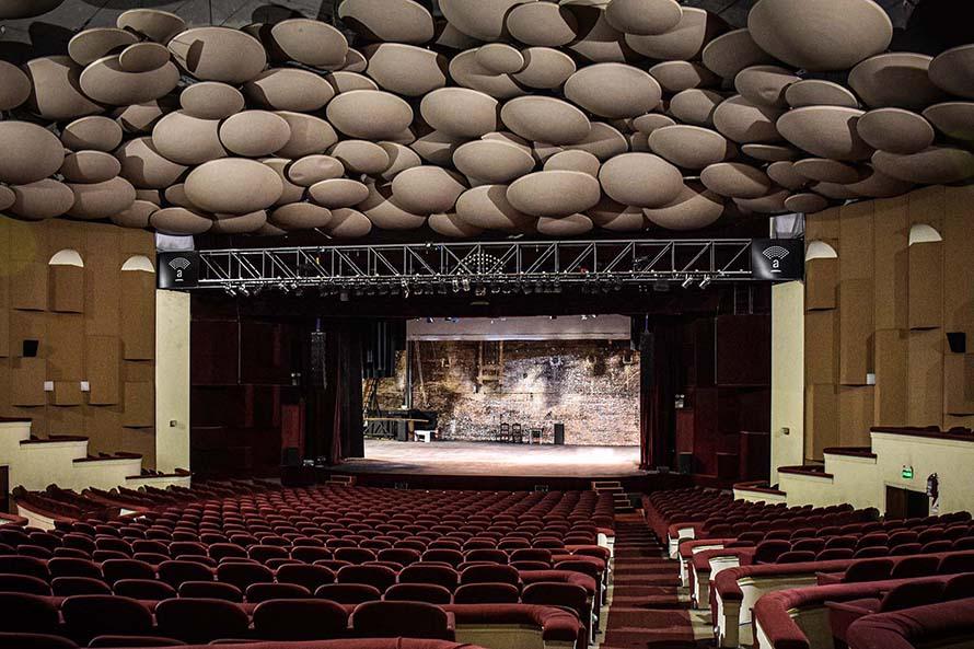 Teatro Auditorium: una obra de teatro y recitales al aire libre para disfrutar en enero