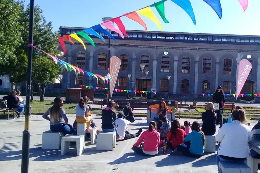 En marzo, continúan en Mar del Plata los espectáculos gratis al aire libre