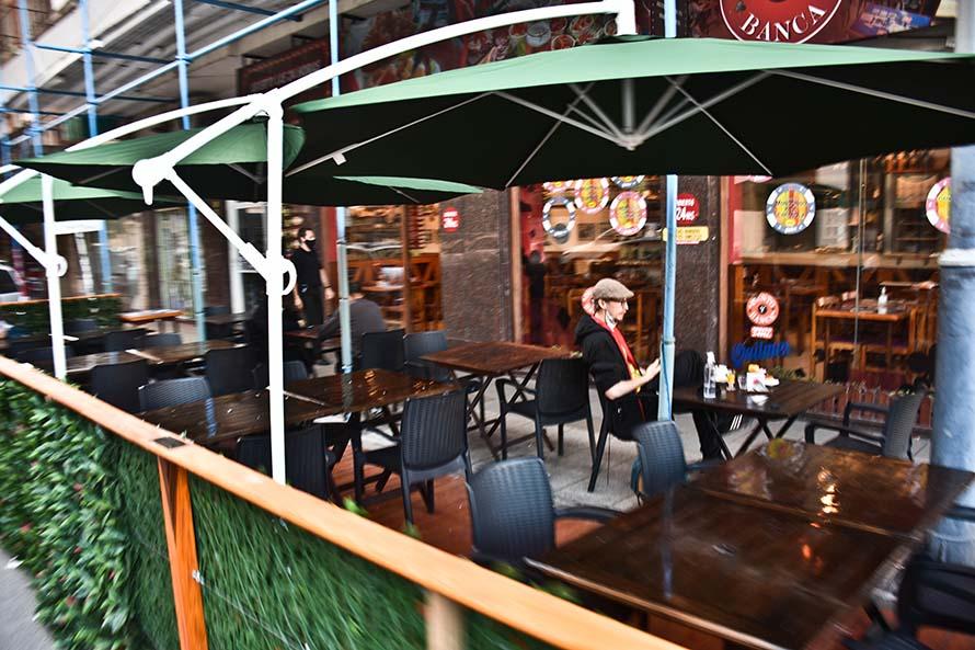 """Sin ATP, empresarios gastronómicos aseguran que el 95% de los locales """"no subsistirá"""""""