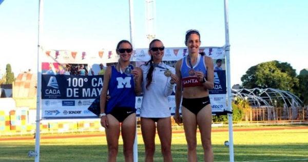 Atletismo: dos marplatenses se consagraron campeones nacionales