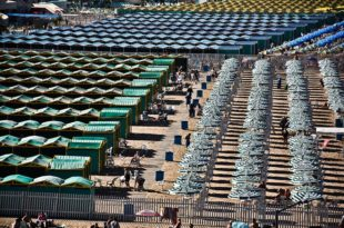 Playas y balnearios: 4 multas en un año, 4 inspectores y $36 millones de recaudación