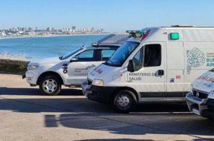 """Postas, ambulancias y refuerzo sanitario en el """"Sistema de Atención al Turista"""""""