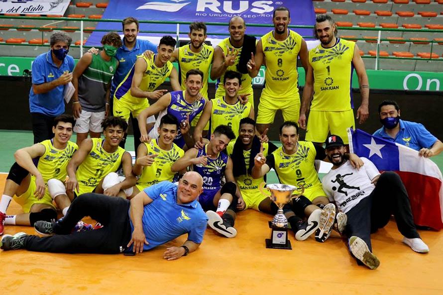 UPCN fue el campeón de la Copa Argentina de vóley disputada en Mar del Plata