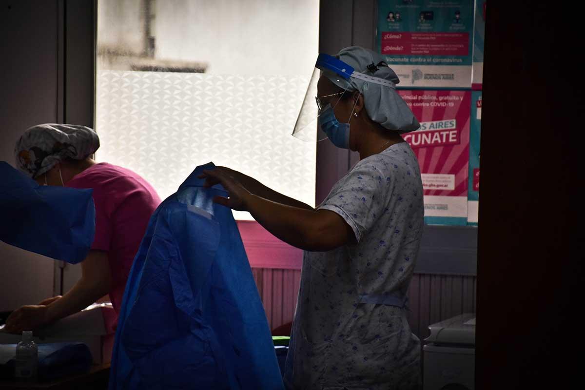 Coronavirus: Mar del Plata y otra jornada con más de 300 casos positivos
