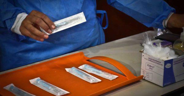 La Provincia comprará 5 millones de vacunas de CanSino, ya aprobada por la Anmat