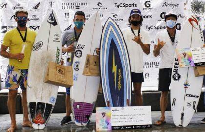 quinta fecha tour argentino surf hombres