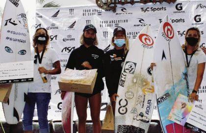 quinta fecha tour argentino surf mujeres