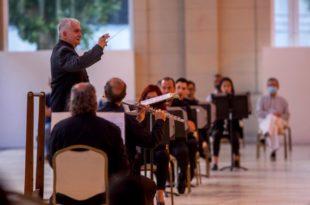 La Orquesta Sinfónica Municipal y un concierto gratuito en homenaje a Astor Piazzolla