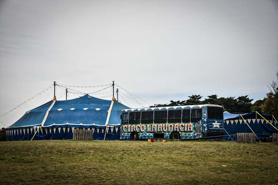 El circo La Audacia se despidió de Mar del Plata después de ocho años