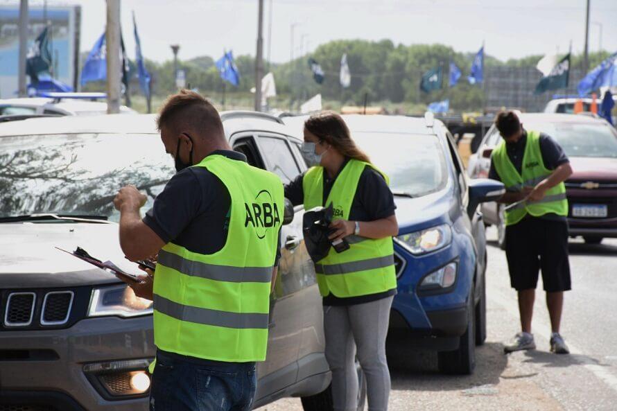 ARBA inició acciones de fiscalización de verano en la Costa Atlántica
