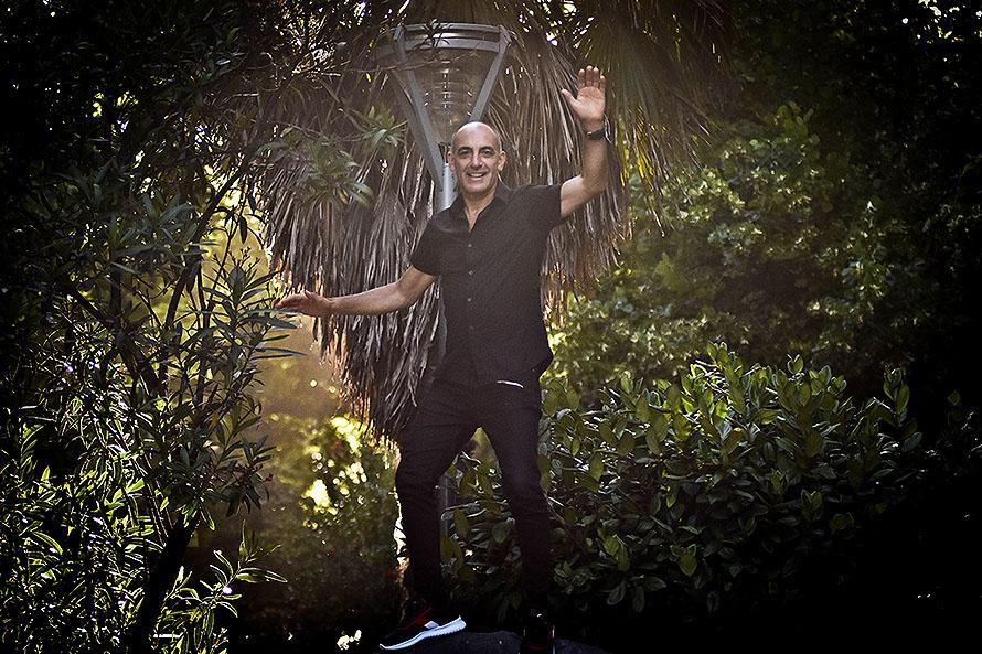 """Mauricio Dayub, una especie de Quijote teatral con """"El Equilibrista"""""""