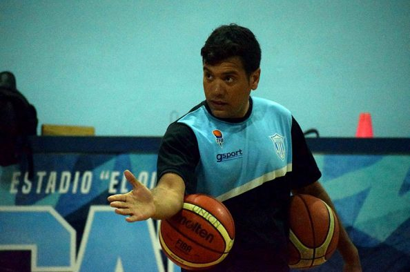 """Unión y una nueva temporada en el Federal de básquet: """"Nuestra zona es la más competitiva"""""""