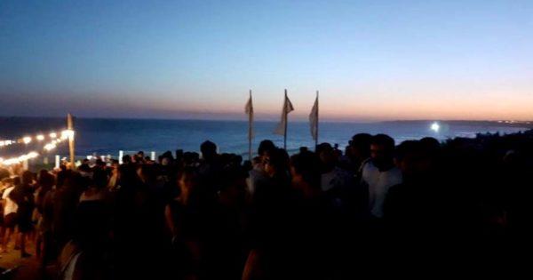 """Desarticulan una fiesta clandestina con 800 personas en el balneario """"La Lejana"""""""