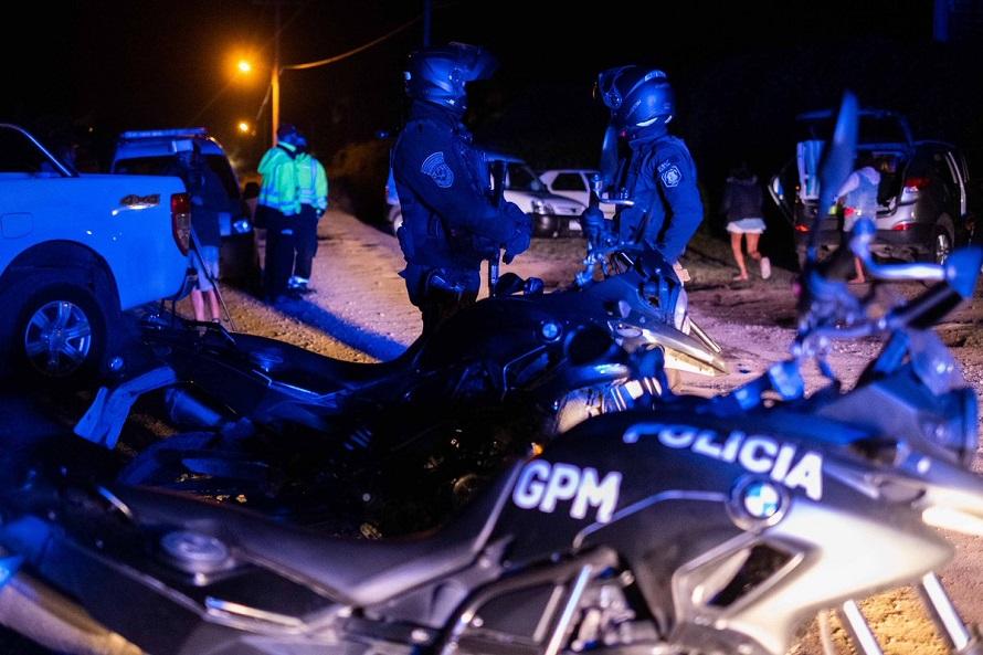 Antes de las restricciones, desarticularon otras 19 fiestas clandestinas en Mar del Plata