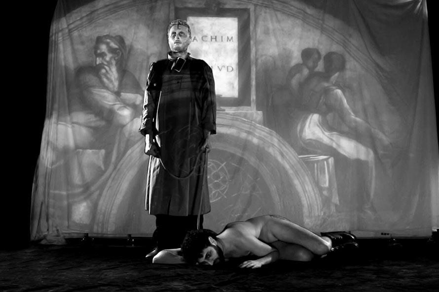 """""""Ham"""", una experiencia teatral transmedia en Mar del Plata"""