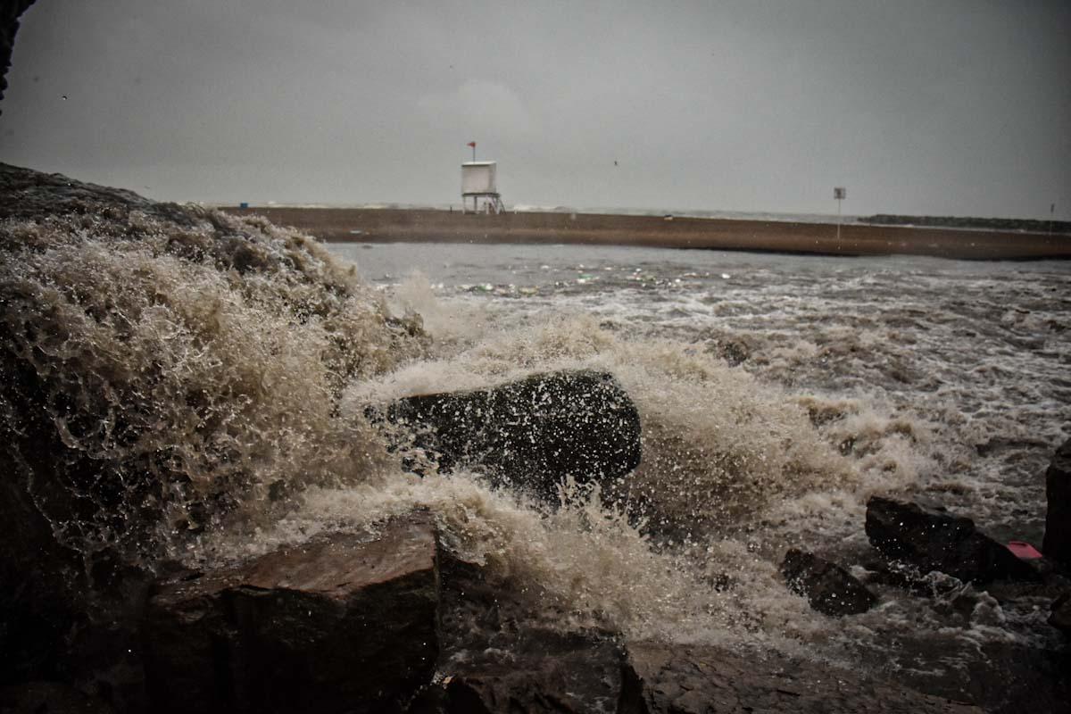 Renuevan el alerta meteorológico por tormentas fuertes en Mar del Plata