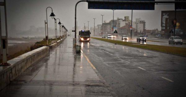 Rige un alerta por lluvias y tormentas: qué dice el pronóstico para Mar del Plata