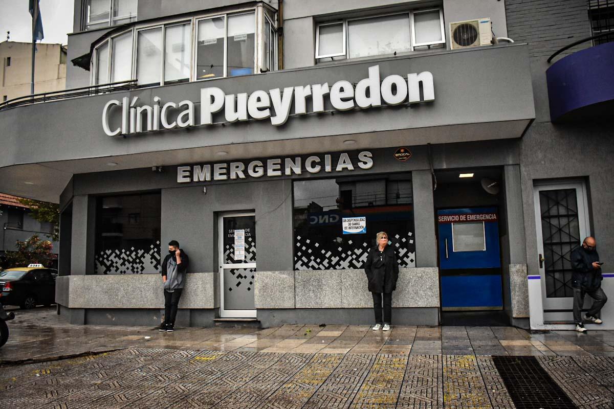 Coronavirus: hospital modular reabierto y dos clínicas al límite de internaciones