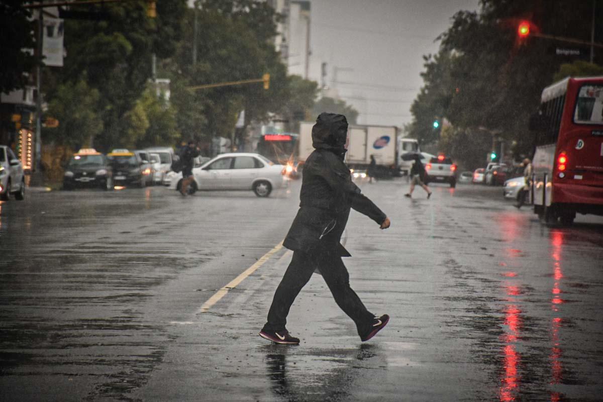 Jueves con pronóstico de tormentas en Mar del Plata: cómo sigue el tiempo