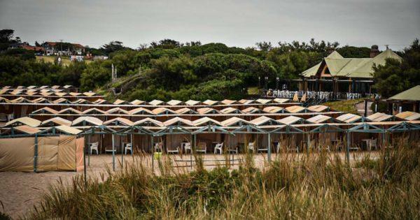"""Espacios públicos: denuncian incumplimientos en el balneario """"Manantiales"""""""