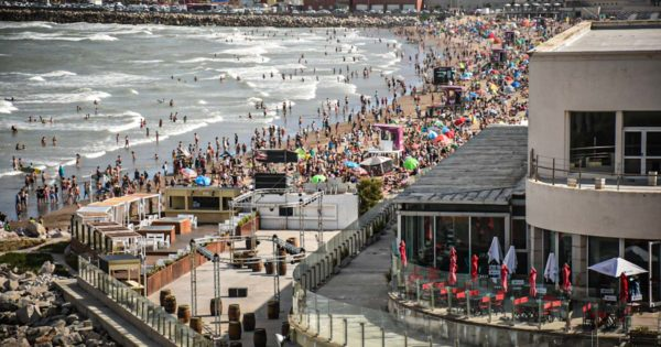 Dragado del Puerto: piden un nuevo refulado para ensanchar las playas públicas
