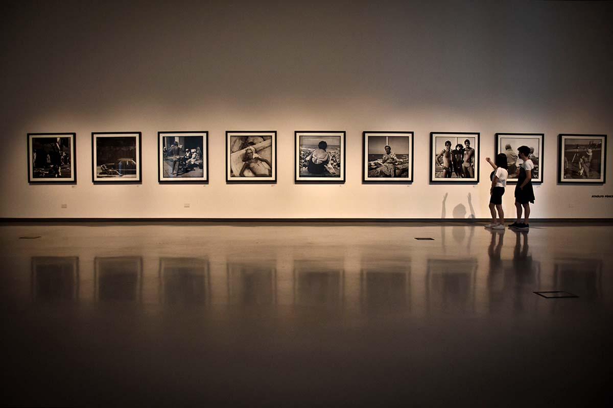 """Museo MAR: recorridos comentados de """"Tres miradas sobre Mar del Plata"""""""
