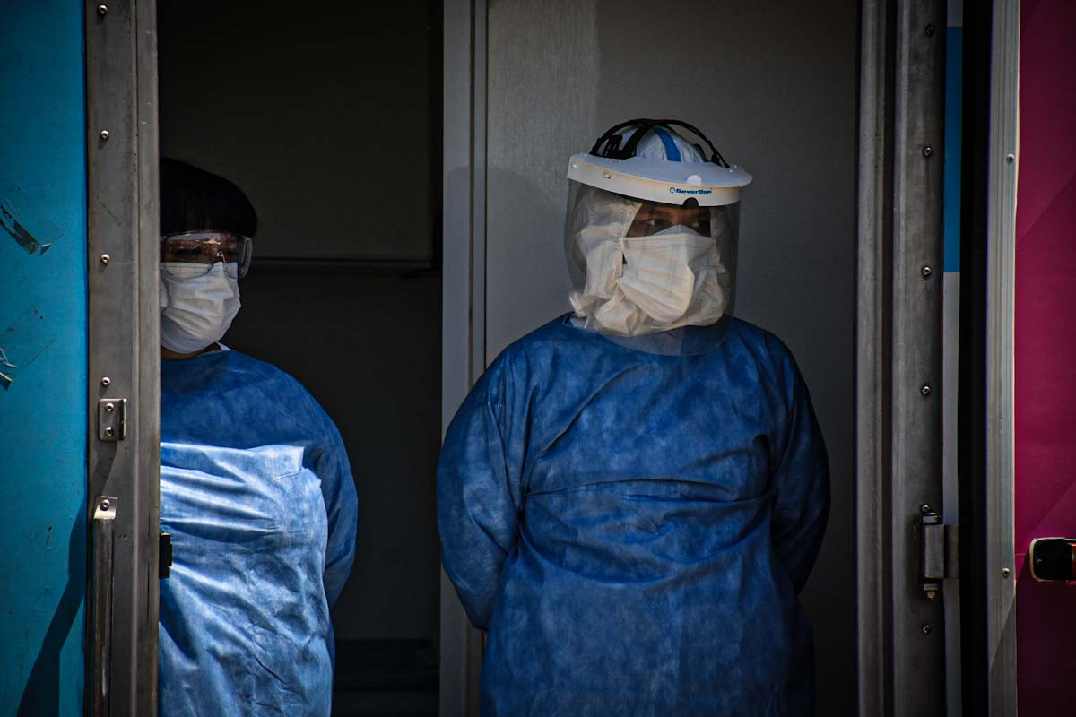 Casos de coronavirus en Mar del Plata
